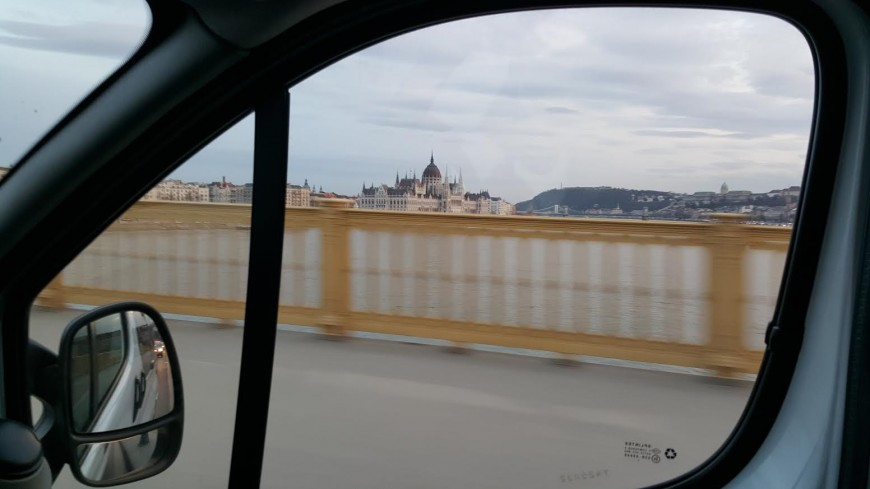 From Anywhere to Anywhere in Budapest
