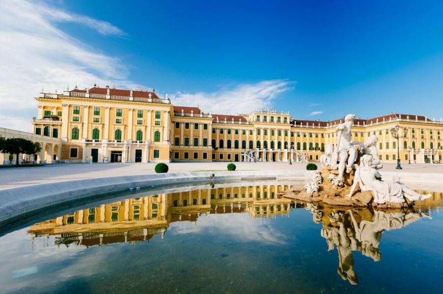 Bécsi városnézés (egész napos)