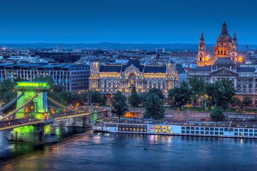 Visita di Budapest
