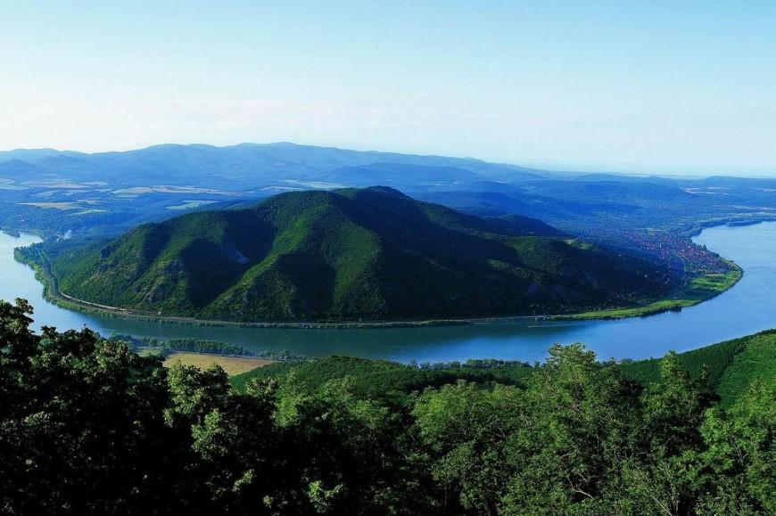 Ansa del Danubio (intero giorno)